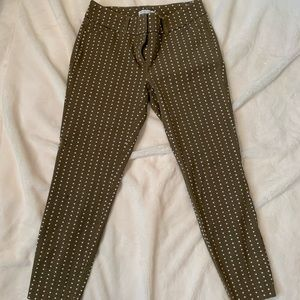 Cropped Pants. New York & Company. Size 2.